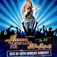 Purchase Hannah Montana And Miley Cyrus - Best Of Both Worlds Concert