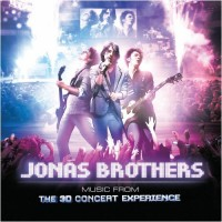 Purchase Jonas Brothers - Music From The 3D Concert Experience