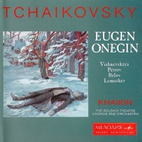 Purchase Pyotr Tchaikovsky - Eugene Onegin (Boris Khaikin) CD1