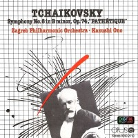 "Purchase Pyotr Tchaikovsky - Simphony No.6 in B minore, op.74 ""Pathetique"" (Kazushi Ono)"