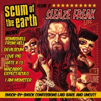 Purchase Scum of the Earth - Sleaze Freak