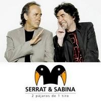 Purchase Serrat & Sabina - Dos Pajaros De Un Tiro CD1