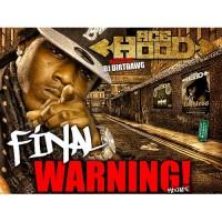 Purchase Ace Hood - Final Warning