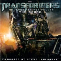 Purchase Steve Jablonsky - Transformers: Revenge Of The Fallen (The Score)