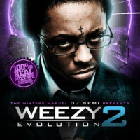 Purchase Lil Wayne - Weezy Evolition 2