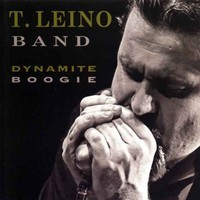 Purchase T.Leino Band - Dynamite Boogie