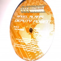 Purchase Angel Alanis - Deputy Power_(EA002) Vinyl