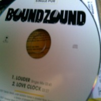 Purchase boundzound - Louder CDS