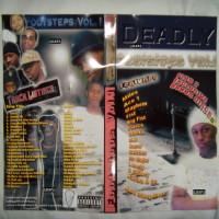 Purchase Deadly - Footsteps Volume 1 Bootleg