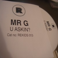 Purchase Mr G - U Askin-(REKIDS013) CDS