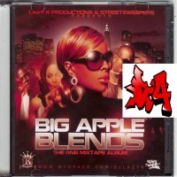 Purchase VA - DJ Lazy K & Streetsweepers-Big Apple Blends