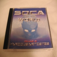 Purchase VA - Soca For The World Vol 2
