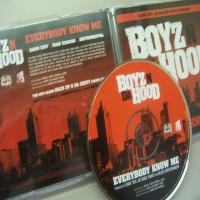 Purchase Boyz N Da Hood - Everybody Know Me (Promo CDS)-Proper