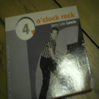 Purchase Jerry Lee Lewis - 4 Oclock Rock