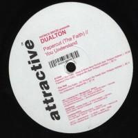 Purchase Patrick Bryze pres Dualton - papercut-(attr017) Vinyl