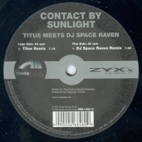 Purchase Titus Meets DJ Space Raven - Contact by Sunlight Vinyl