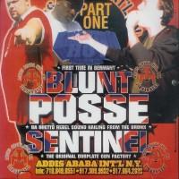Purchase VA - Blunt Posse Vs. Sentinel Pt.1 CD