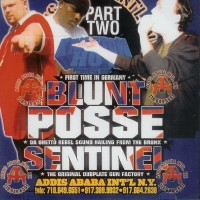 Purchase VA - Blunt Posse Vs. Sentinel Pt.2 CD
