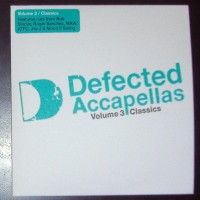 Purchase VA - Defected Accapellas Vol 3 Classics