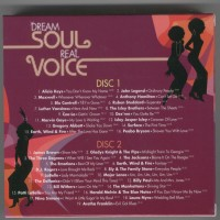 Purchase VA - Dream Soul Real Voice CD2