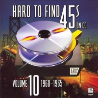 Purchase VA - Hard to Find 45s on CD Vol. 10 1960-1965