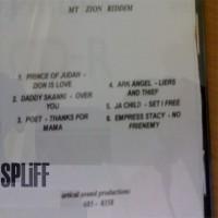 Purchase VA - Mt Zion Riddim-Proper-Promo-CD