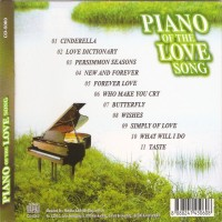 Purchase VA - Piano Of The Love Song