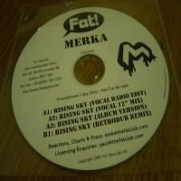 Purchase Merka - Rising Sky CDM
