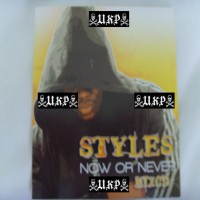 Purchase Styles - Now or Never Mix CD Bootleg