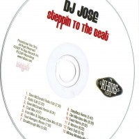 Purchase Dj Jose - Steppin To The Beat-Remix CDM