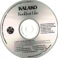 Purchase Kalako - Kool BW Just Like (CDM)