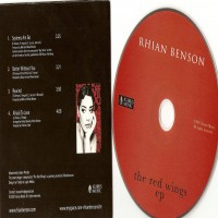 Purchase Rhian Benson - The Red Wings (EP)