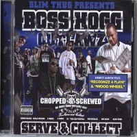 Purchase VA - Serve And Collect (Chopped And Screwed)