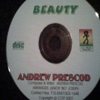 Purchase Andrew Prescod - Beauty CDS