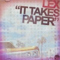 Purchase lex - It Takes Paper (Maxi)