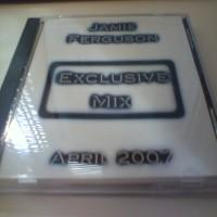 Purchase Jamie Ferguson - Jamie Ferguson-Exclusive Mix April 2007 Bootleg