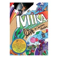 Purchase mika - Live In Cartoon Motion (DVD)