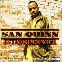 Purchase San Quinn - Extreme Danger CD1