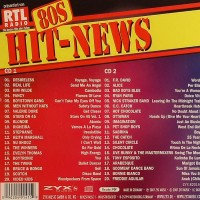 Purchase VA - 80s Hit News CD2