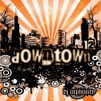 Purchase downtown 12 - downtown 12 mixed by dj inphin