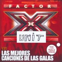 Purchase VA - Factor X Las Mejores Canciones De Las Galas CD1
