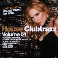 Purchase VA - House Clubtraxx Vol.1 CD1