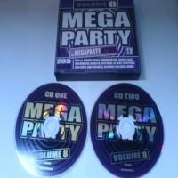 Purchase VA - Mega Party Volume 8 CD1