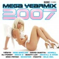 Purchase VA - Mega Yearmix 2007 CD1