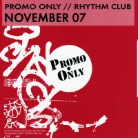 Purchase VA - Promo Only Rhythm Club November