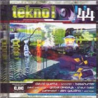 Purchase VA - Tekno 44 CD1