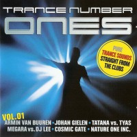 Purchase VA - Trance Number Ones Vol.1 CD2