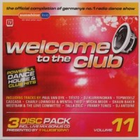 Purchase VA - Welcome To The Club Vol.11 CD3