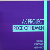Purchase AK Project - Piece Of Heaven__Incl Hypasonic Remix Vinyl