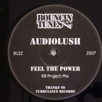 Purchase Audiolush - Feel The Power Vinyl